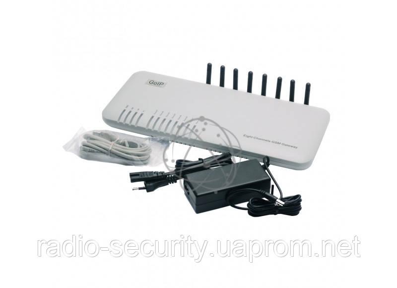 VoIP GSM шлюз Hybertone Goip-8