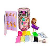 """Набор креативного творчества """"Princess Doll"""", маленькая (укр) CLPD-02-02U scs"""
