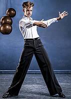 Брюки для танцев PATRIC, завышенная талия, с лампасами