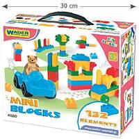 Конструктор Вадер Wader Mini Blocks