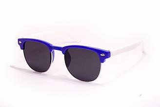 Солнцезащитные Очки детские clabmaster синие