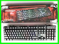Клавиатура USB с Подсветкой (6300) Видео Обзор