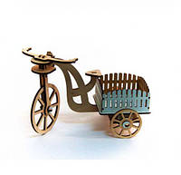 Велосипед деревянный Б30 scs