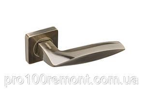 Ручка дверная на розетке GAVROCHE COBALTUM, фото 2