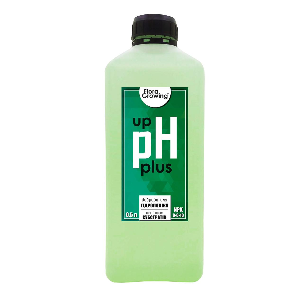 1 л Корректор pH Up/plus