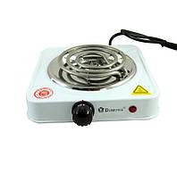 Электроплита настольная Domotec MS 5801 Белая, фото 1
