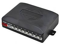 Парктроник автомобильный UKC1 8 датчиков + LCD монитор, фото 1