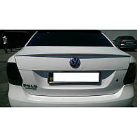 Спойлер крышки багажника Volkswagen Polo V 2010-2016г ABS