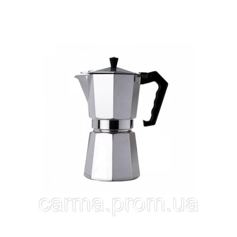 Гейзер кофеварка UNIQUE UN 1911 алюм.