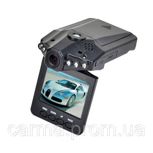 Видеорегистратор автомобильный UKC DVR 198 с ночной съемкой