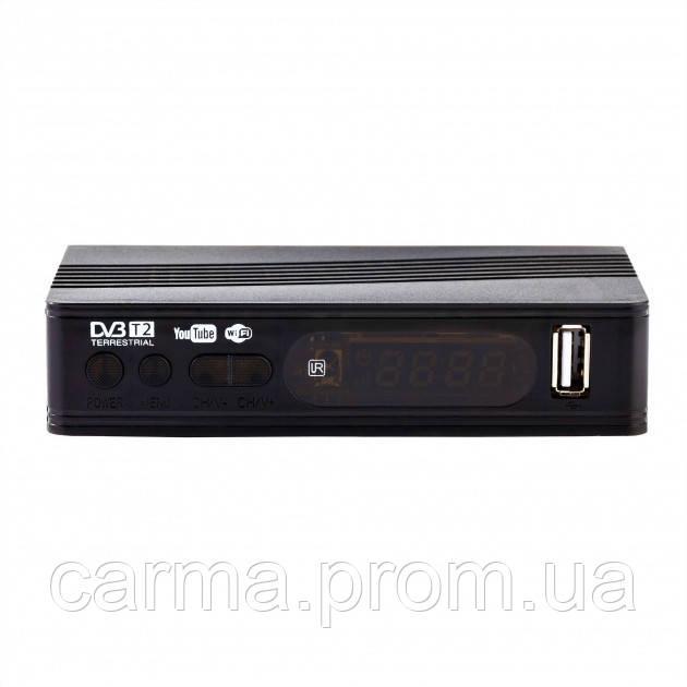 Цифровой эфирный ресивер MEGOGO DVB-T2 тюнер