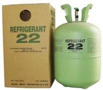 Фреон R-22 REFRIGERANT (13.6 кг — балон метал., Китай)