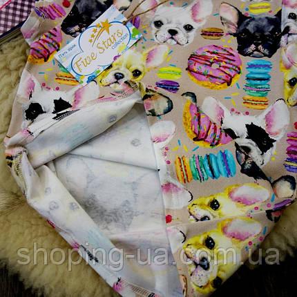 Детская футболка собачки Five Stars KD0211-116p, фото 2