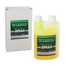 Краситель флуоресцент для поиска утечки фреона DRAA 250 ml Италия