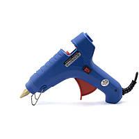 Термопистолет клеевой XUNLEI XL-F60 от 10,8 до 11,5 мм синий