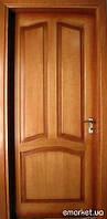 Двери деревянные, коробки