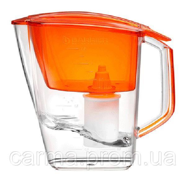 Фильтр-кувшин Барьер Гранд 4 л Оранжевый