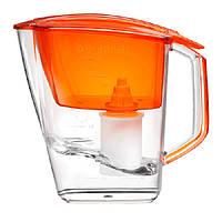Фильтр-кувшин Барьер Гранд 4 л Оранжевый, фото 1