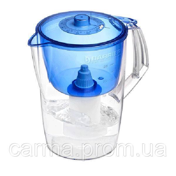 Фильтр-кувшин Барьер Норма 3,6 л Синий