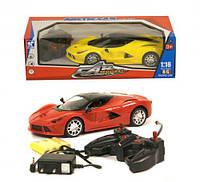"Машина на радиоуправлении ""Ferrari"" 839A scs"