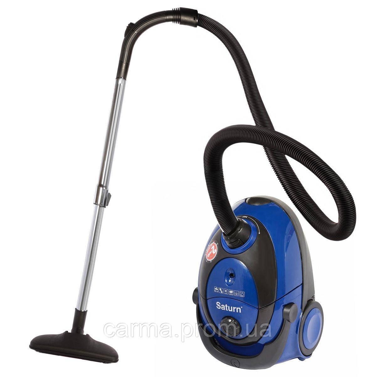 Пылесос для сухой уборки SATURN ST-VC0253 Синий