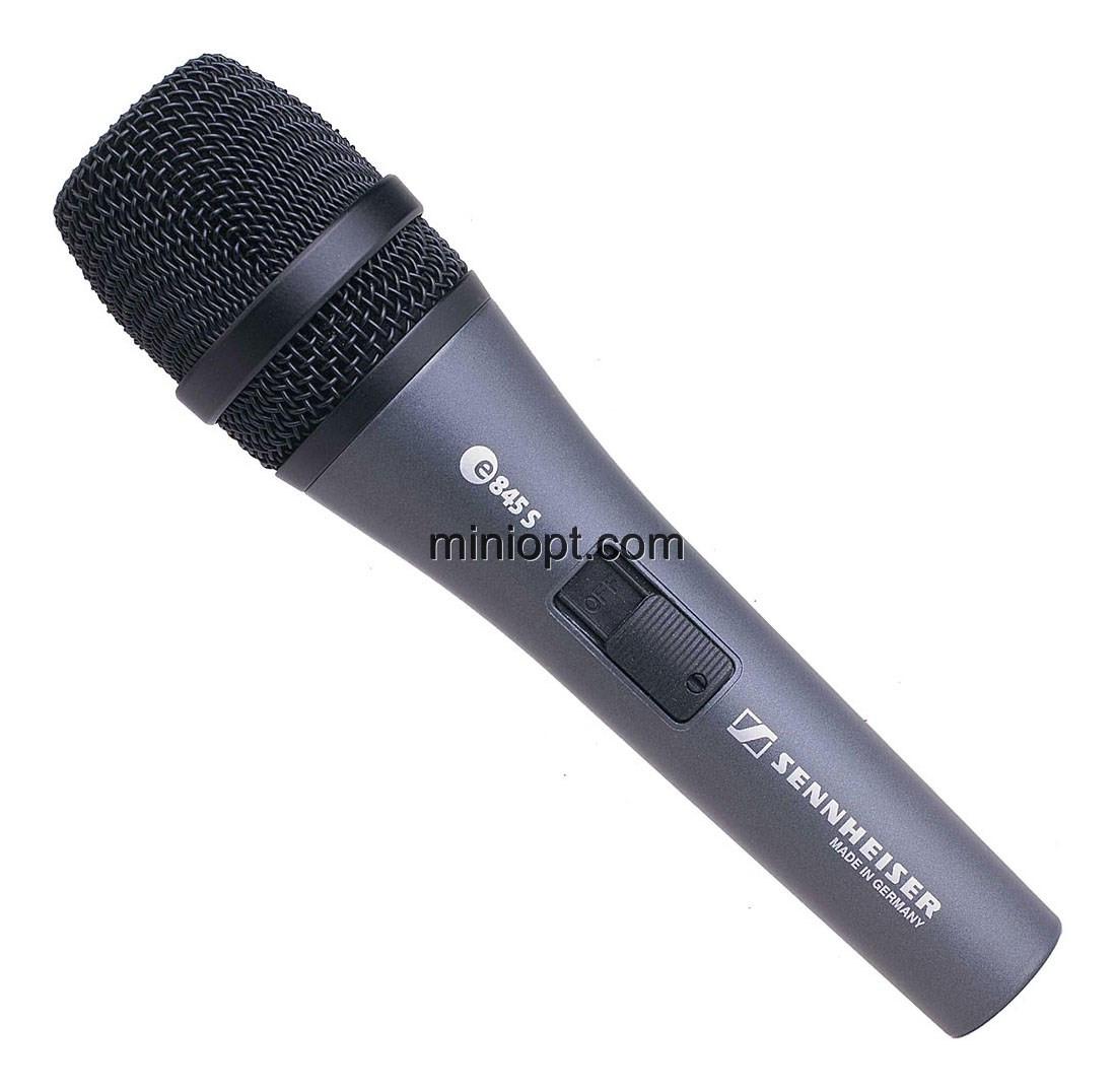 Микрофон проводной Sennheiser E-845-S