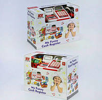 """Игровой набор """"Супермаркет"""" (кассовый аппарат, тележка, продукты) 5611AN sct"""