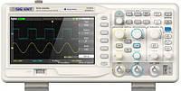 Цифровой осциллограф Siglent  SDS1022DL (полоса пропускания: 25 МГц., частота дискретизации: 500 Мв/c)