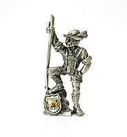 Скульптура, миниатюра, Königssee, олово,  Германия, фото 1