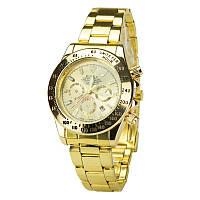 Часы мужские Rolex 7661gold-g