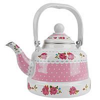 Чайник эмалированный UNIQUE UN-2301 1,1 л