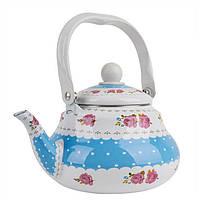 Чайник эмалированный UNIQUE UN-2304 1,5 л