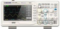 SDS1072CML+ Siglent Осциллограф цифровой запоминающий  2 канала + канал внешней синхронизации, 70МГц,SCPI