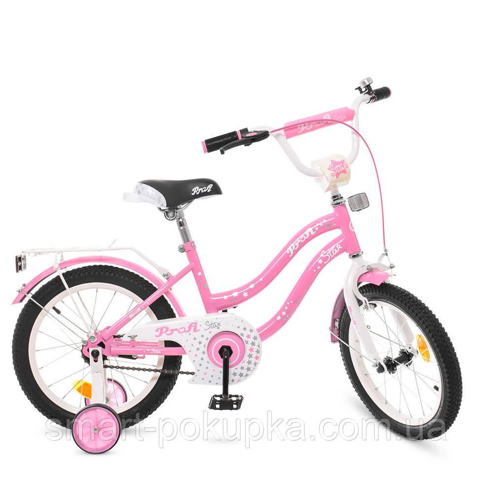 Велосипед детский PROF1 16д. Y1691