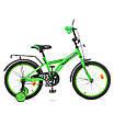 Велосипед детский PROF1 18д. T1836, фото 2