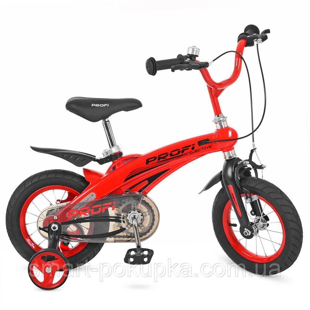 Велосипед детский PROF1 12д. LMG12123