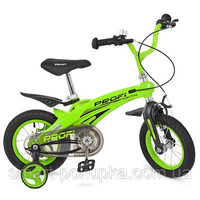 Велосипед детский PROF1 12д. LMG12124