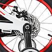 Велосипед детский PROF1 18д. LMG18202, фото 4