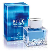 Antonio Banderas Blue Seduction for Men edt 100 ml (лиц.)