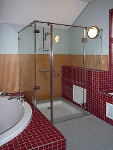 Фурнітура для душових кабін