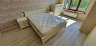 Кровать деревянная София Arngold 160х200