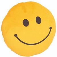 Подушка-Игрушка Смайлик Декоративная