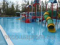 Гидроизоляция бассейнов под плитку. Гидроизоляция и отделка (без плитки) эпоксид-полиуретановыми покрытиями.