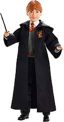 Кукла Рон Уизли Гарри Поттер Harry Potter Ron Weasley Barbie Барби оригинал хоргвартс