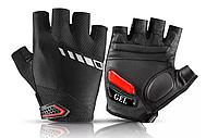 Велосипедные фирменные перчатки Rоckbrоs с гелем