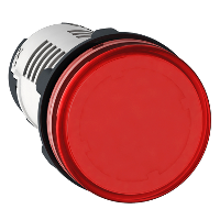XB7EV04MP Сигнальная лампа 22мм 230В красная  Schneider Electric
