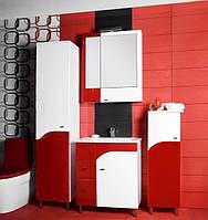 Пеналы и шкафы для ванной