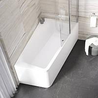 Акриловая ванна 10 градусов (L/R) 160x95