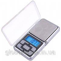 Карманные ювелирные электронные весы 0,01-500 гр , фото 2