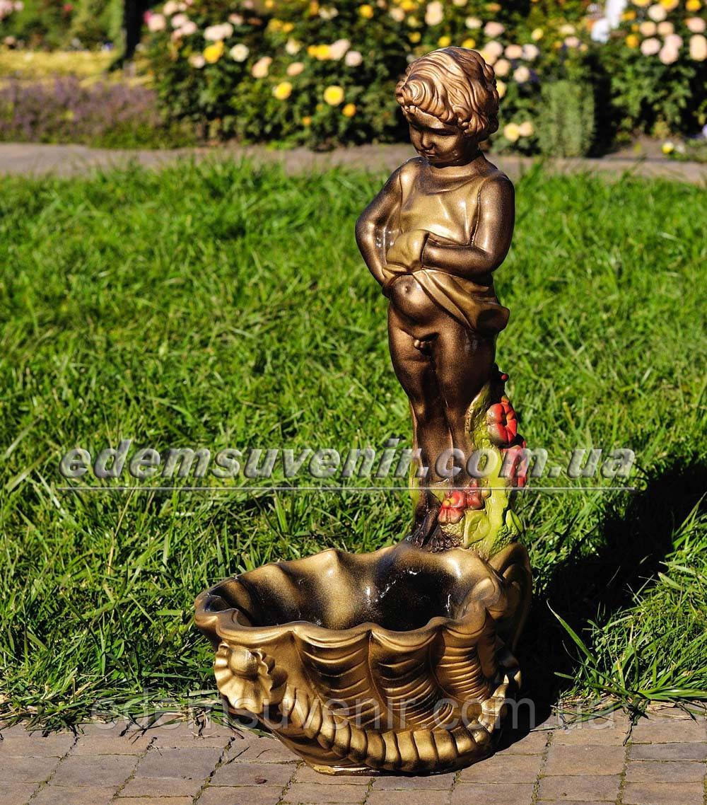 Декоративный фонтан Писающий мальчик